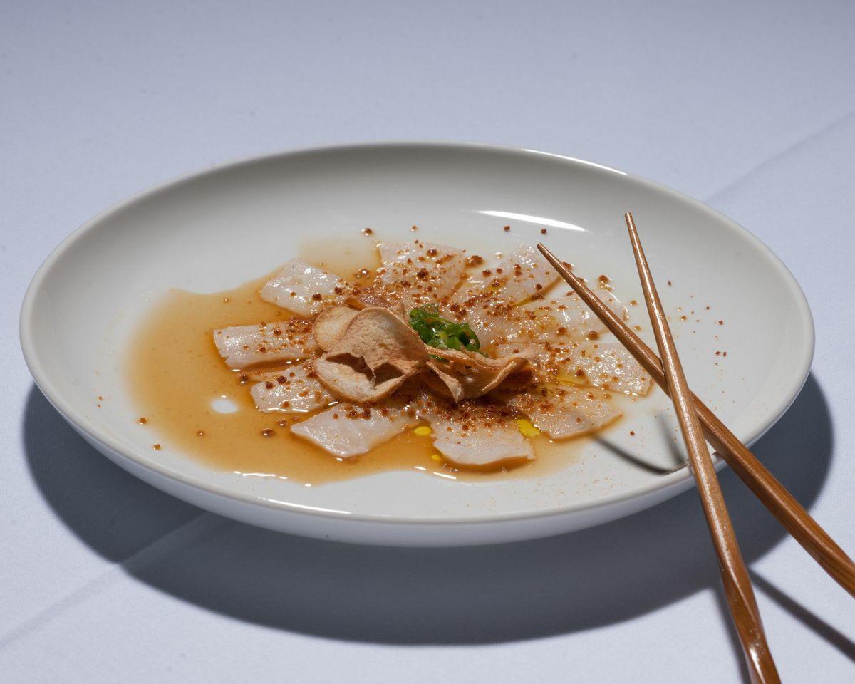 Sashimi Asian seafood